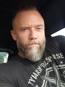 Steve Lynch selfie